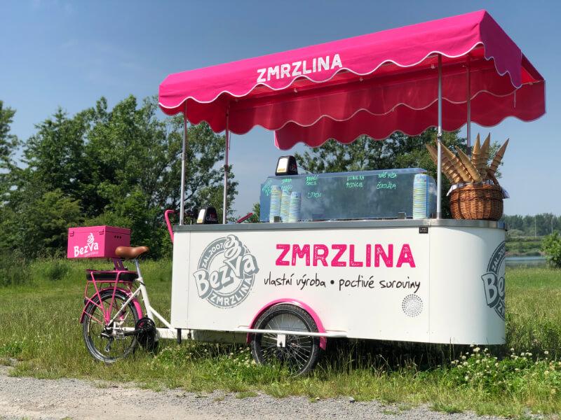 bezva zmrzlina - kolo